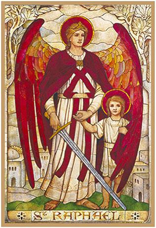 大天使ラファエル~伝承として