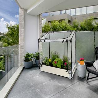 ©Nortene, Modulo Garden et Aroma Nursy
