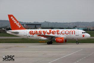 Easyjet - Airbus A319 - MSN 3788 - G-EZFA