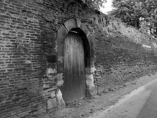faszinierend, die vielen alten Mauern überall