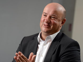 Michael Brecht, der Betriebsratsvorsitzende der Daimler AG. Foto: Bernd Weißbrod