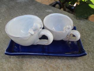tazzine in ceramica