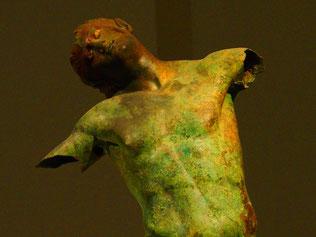 traumhaftes Beispiel hellinischer Bildhauerkunst - 2500 Jahre alt
