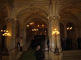 Внутри Оперы