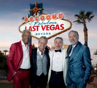 Morgan Freeman, Michael Douglas, Robert De Niro, Kevin Kline: papys poussifs (©Universal/CBS)