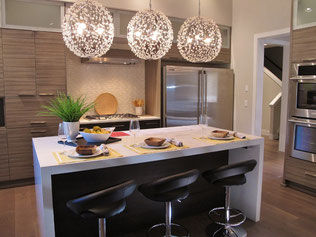 Model Home Staging Spaces Streamlined