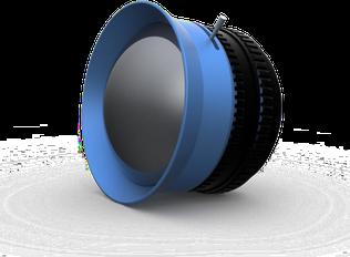 TeraLens ist die am weitesten entwickelte, flexible und nutzerfreundlichste THz Kameralinse erhältlich