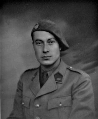 Lieutenant DAMOUR (Photo: DR)