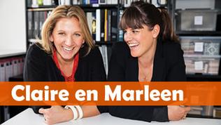 Tevreden klant Claire en Marleen website laten maken Eindhoven