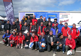 SSDT 2010 - Spanish team