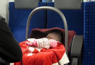 02. Mai 2016 - Keiner zu klein, Passagier zu sein