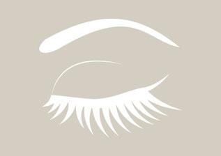 Augenbrauen zupfen Augenbrauen färben Wimpern färben Augen Coiffure Ilenia Kriens Luzern