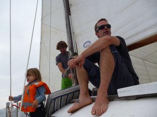 kitesurf vacances famille