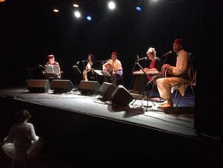 Nouiba, Théâtre des Grésilles, Dijon, le 4 février 2017
