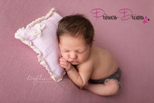 Baby Kissen Pillow zum posieren Posingpillow Neugeborenenfotografie Baby Neugeborene Newborn Mädchen Junge Kissen Sets Outfits