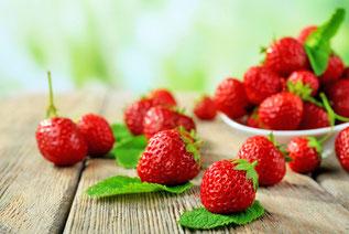 Erdbeeren aus Norddeutschland