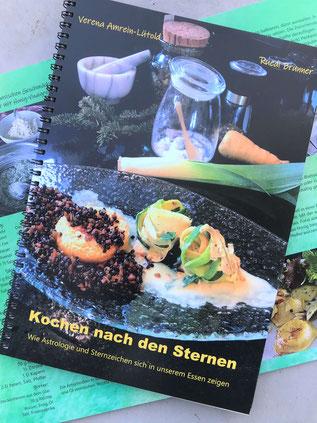 "Kochbuch ""Kochen nach den Sternen"" von brunner-art.ch"