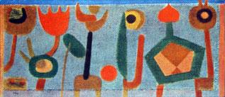 Dämmer-Blüten, 1940