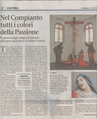 Giornale di Brescia, Giovanna Capretti