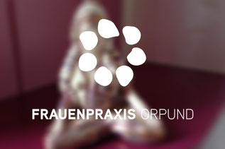 Logodesign von dickesdesign für Frauenpraxis Orpund