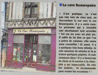 Angers Ma Ville n°149, la Cave Beaurepaire