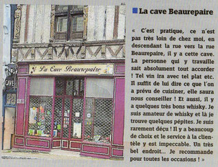 Cave Beaurepaire Angers, Angers Ma Ville n°149,