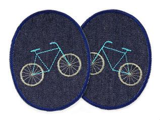 Auto Flicken, Hosenflicken für Jungen, Bügelflicken Auto