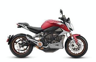 Zero SR Motorcycle