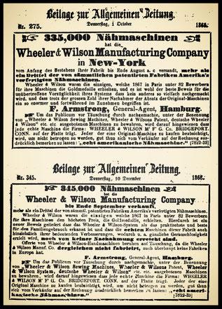 1868 Allgemeine Zeitung