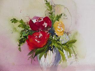 Bilder zu verkaufen - Blumen