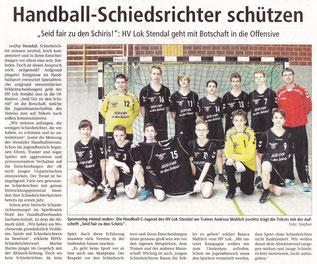 Altmarkzeitung vom 13.04.2013