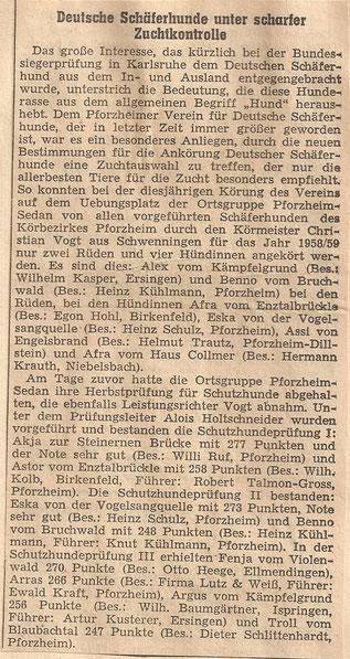 PZ  30.Oktober 1957