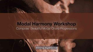 Modal Harmony Workshop