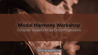 Modal Harmony Workshop