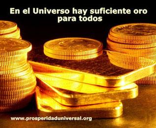 AFIRMACIONES DIARIAS DE ORO Y RIQUEZA I Y II - PROSPERIDAD UNIVERSAL  - www.prosperidaduniversal.org
