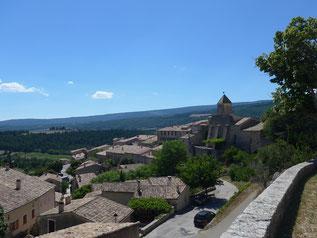 Village d'Aurel en provence