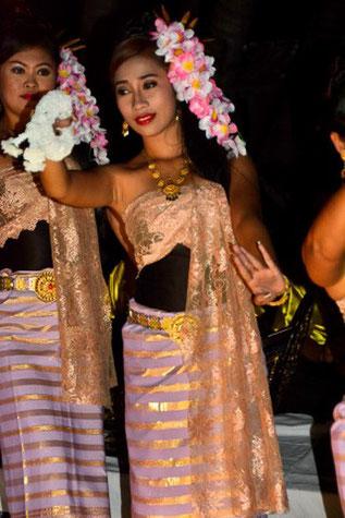 Thaitanz - immer wieder gerne genommenes Fotomotiv
