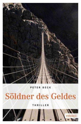 Tom Winter Thriller von Peter Beck
