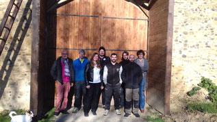 Tour de Termes Armagnac - Camping Gers Arros (2)