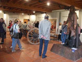 Musée d'artagnan Lupiac - Camping Gers Arros