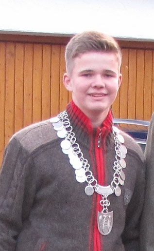 Schinko Dominik Gaujugendkönig 2013