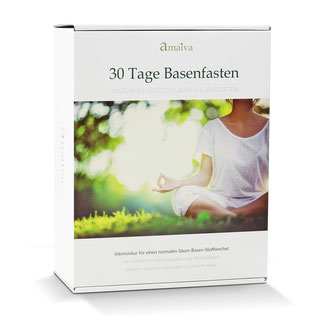 30-Tage Basenfasten - Das komplette Set für eine erfolgreiche Säure-Basen-KUR