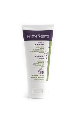 Estime & Sens Masque purifant – Reinigende & talgreduzierende Gesichtsmaske