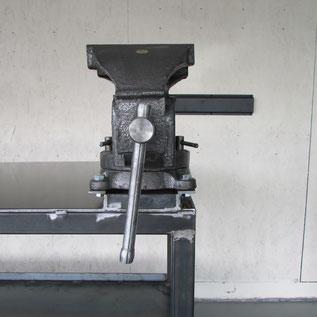 万力台 アングルt5:30×30 ボルトオン