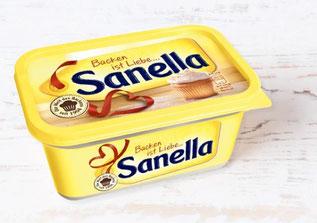 Neue Verpackung Sanella