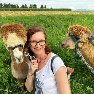 Inhaberin Katharina Holzer