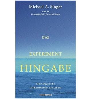 Buch Michael Singer Das Experiment Hingabe