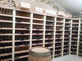 Construire une cave à vins évolutive