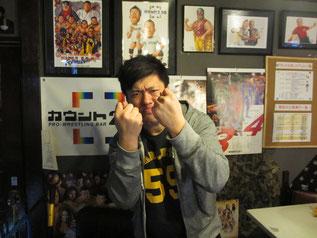 坂井良宏(マッスル坂井)さん