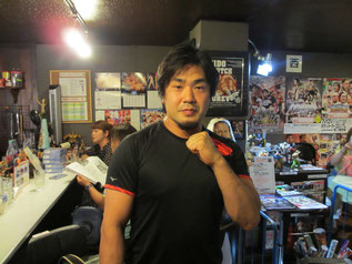 丸山敦選手